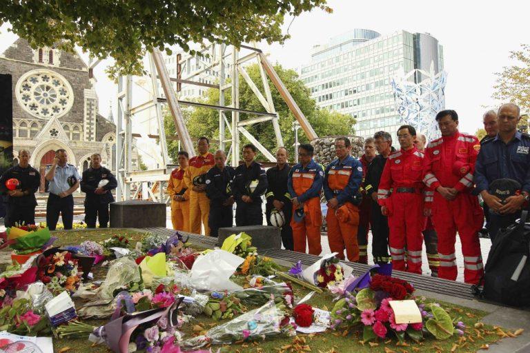 Η Νέα Ζηλανδία τιμά τα θύματα της | Newsit.gr