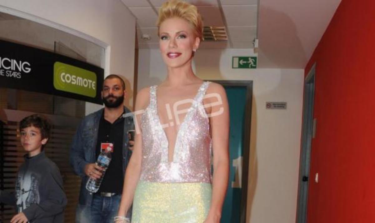 Το TLIFE στην πρεμιέρα του «Dancing with the stars 3» Backstage φωτογραφίες | Newsit.gr