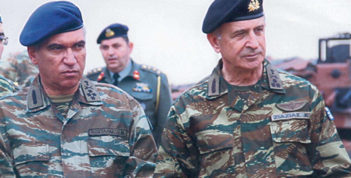 ΒΟΜΒΕΣ του επίτιμου Α/ΓΕΣ Κ.Ζιαζιά για τις περικοπές,τους Αρχηγούς και τους πολιτικούς | Newsit.gr