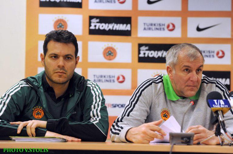 Ομπράντοβιτς: Δεν θα χαιρετούσα τον Σπανούλη – «Ποτέ» στον Ολυμπιακό   Newsit.gr