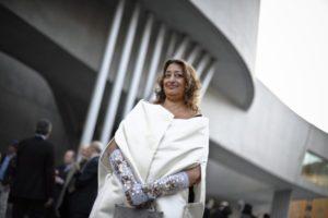 Η Ζάχα Χαντίντ και ο Έλληνας που την ενέπνευσε να πρωτοπορεί