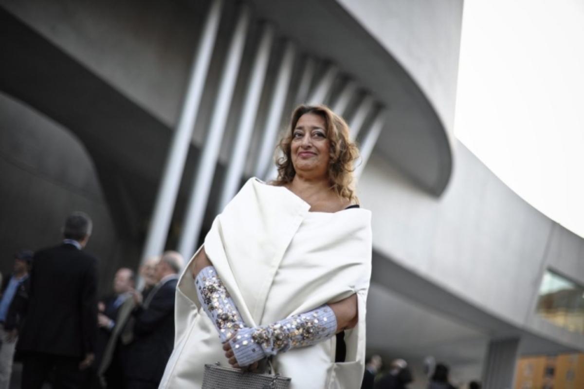 Η Ζάχα Χαντίντ και ο Έλληνας που την ενέπνευσε να πρωτοπορεί | Newsit.gr