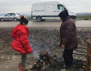 Η συγκλονιστική ιστορία αυτής της 13χρονης από τη Συρία που ζει εδώ και 17 ημέρες στην Ειδομένη
