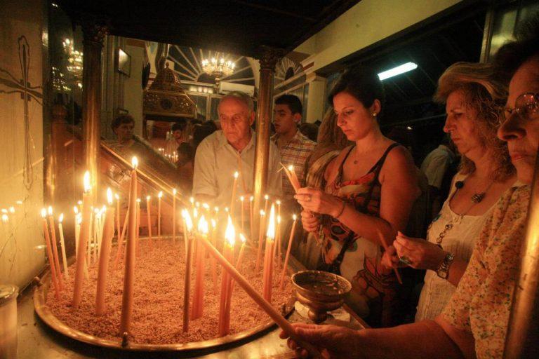 Η «Κοίμησις της Θεοτόκου» στο Άργος – ΦΩΤΟ | Newsit.gr