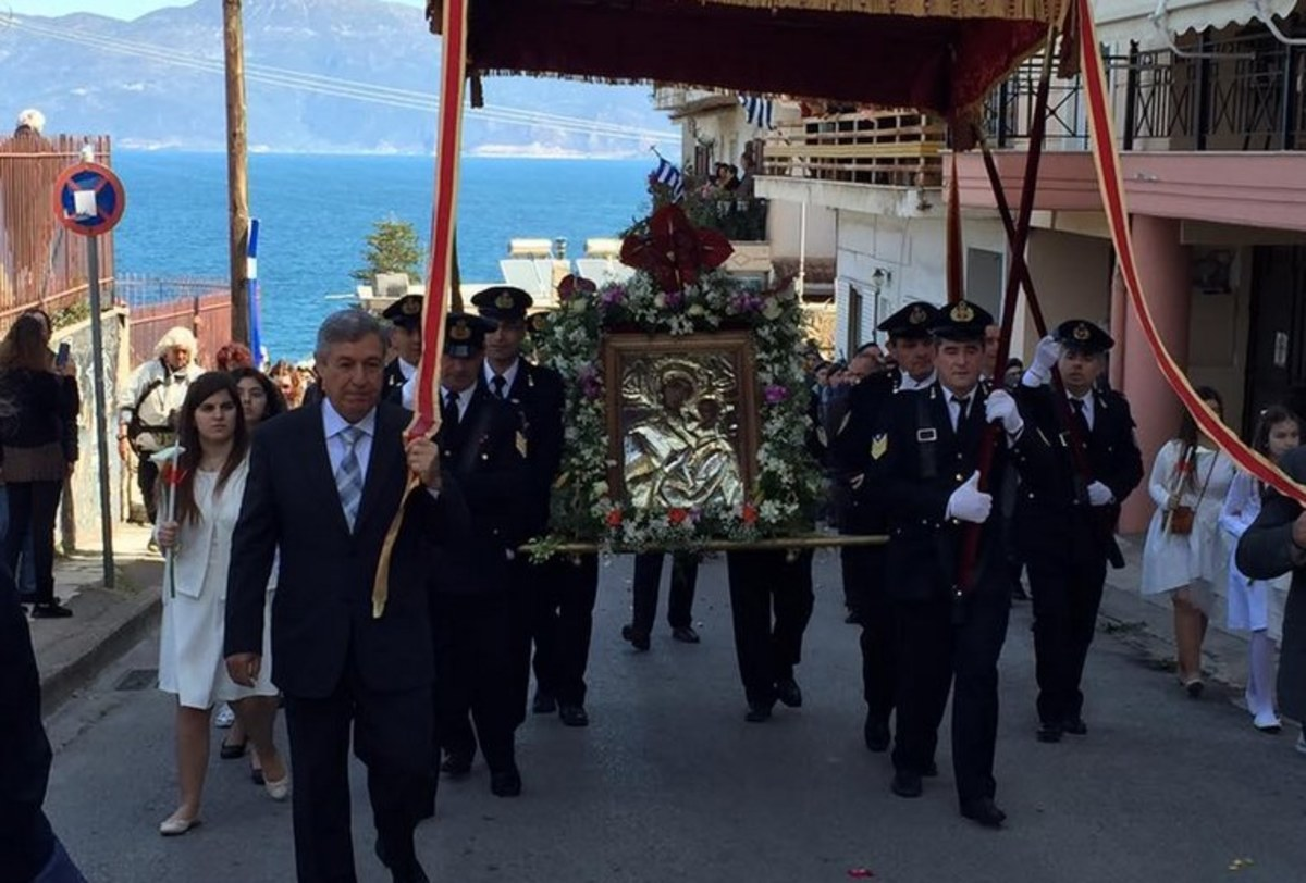 Πάτρα: Ο εορτασμός της Ζωοδόχου Πηγής και το μήνυμα του Προκόπη Παυλόπουλου [pic]   Newsit.gr