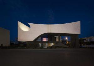 Ηράκλειο: Αυτό είναι το φανταστικό σπίτι που διεκδικεί βραβείο σύγχρονης αρχιτεκτονικής [pics]