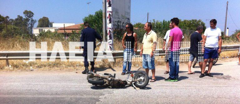 Ηλεία: Ακόμα ένα θύμα της ασφάλτου – Σκοτώθηκε οδηγός μηχανής | Newsit.gr