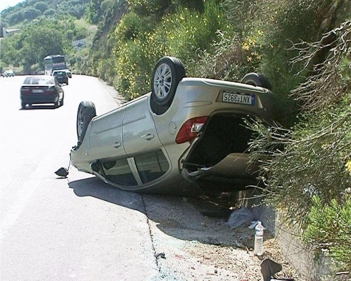 Ρέθυμνο: Έχασε τον έλεγχο, αλλά κατάφερε να βγει ζωντανός!   Newsit.gr
