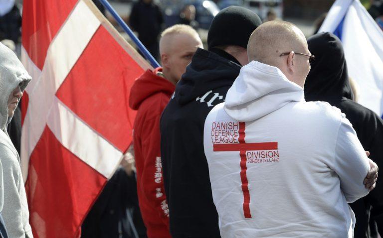 Συλλήψεις στη συγκέντρωση ακροδεξιών όλης της Ευρώπης στη Δανία | Newsit.gr