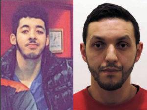 Ο μακελάρης του Μάντσεστερ συνδέεται με τους τρομοκράτες σε Παρίσι και Βρυξέλλες