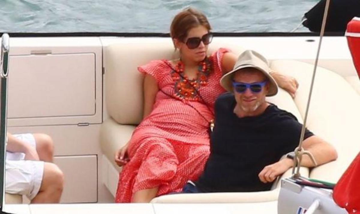 Έτσι χαλαρώνει η έγκυος γυναίκα του Ρόμαν Αμπράμοβιτς! Φωτογραφίες | Newsit.gr