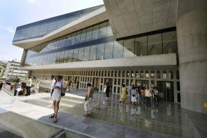 Telegraph: Επισκεφθείτε το Μουσείο της Ακρόπολης πριν πεθάνετε!