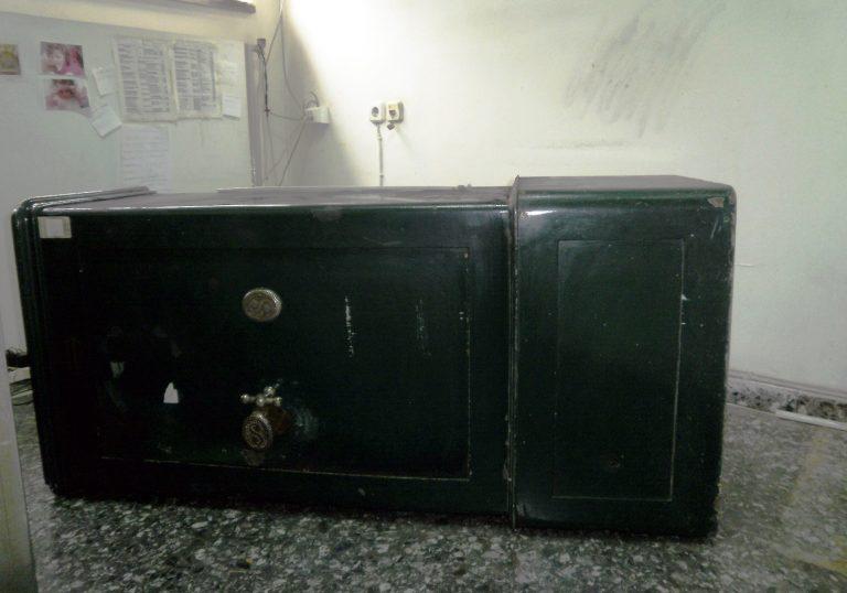 Αμαλιάδα: Έκλεψαν.. άδειο χρηματοκιβώτιο | Newsit.gr