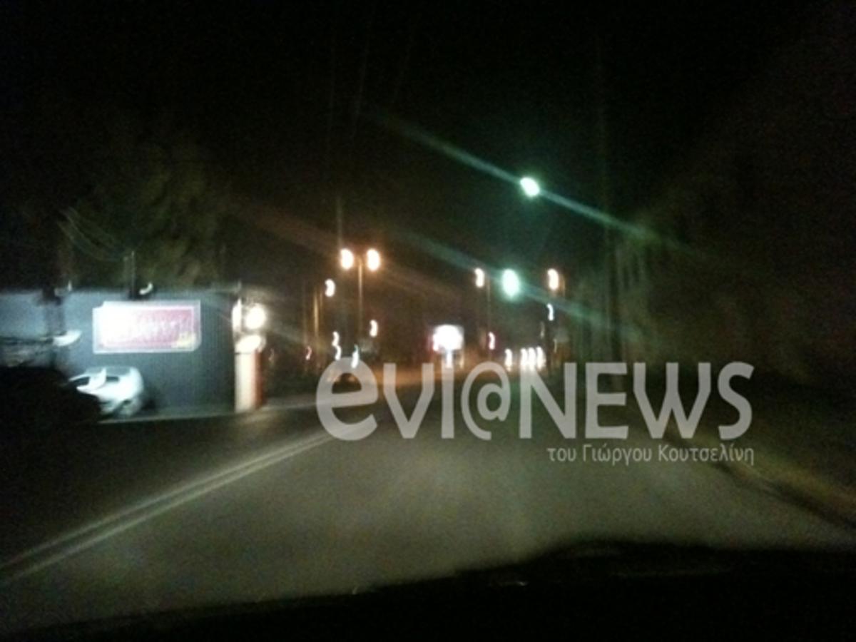 Εύβοια: Προτίμησαν τις πόλεις από τα χωριά – Απόδειξη οι εικόνες των δρόμων | Newsit.gr