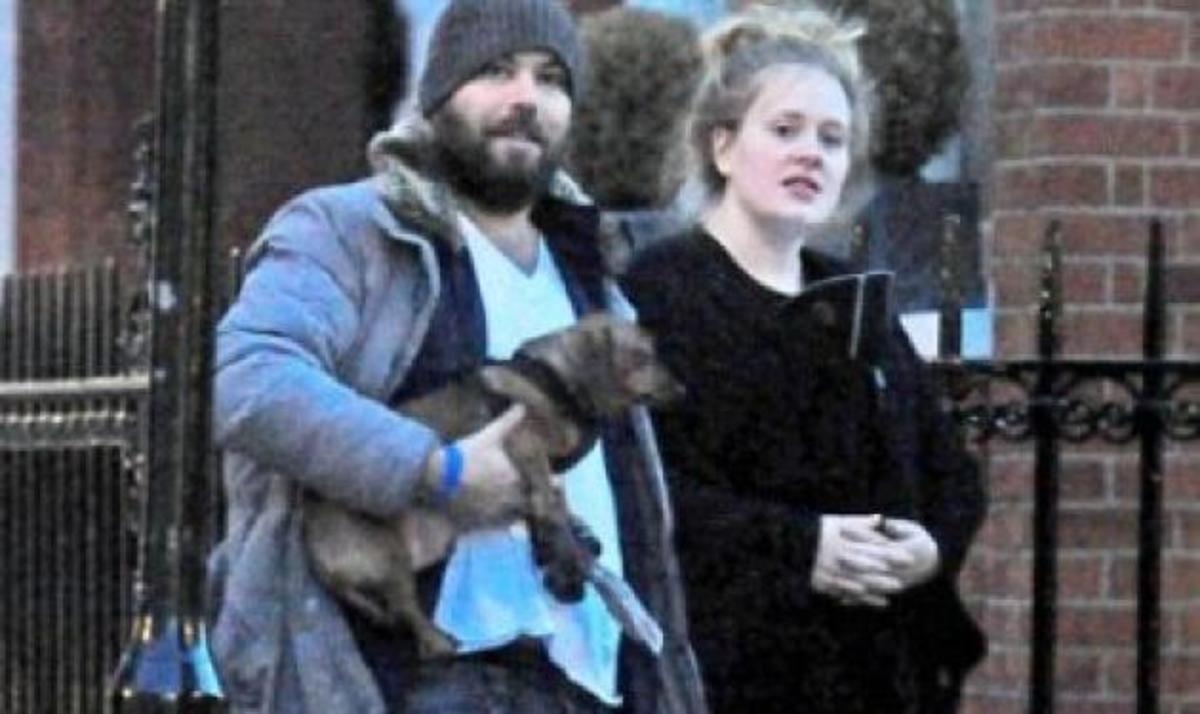 Adele: Η πρώτη έξοδος λίγο μετά την γέννηση του γιου της   Newsit.gr