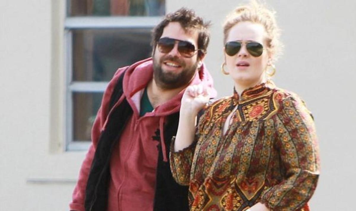 Adele: Τα απειλητικά μηνύματα που δέχεται μετά τη γέννηση του γιου της | Newsit.gr