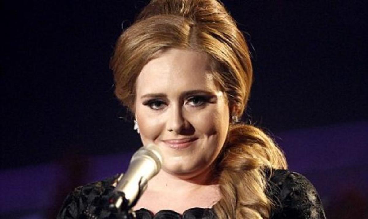 H 24χρονη Adele ξεπέρασε ακόμη και το album Τhriler του Μ. Jackson! | Newsit.gr