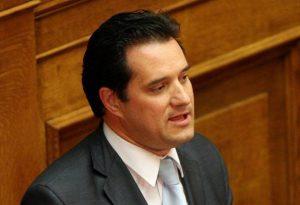 Τι σχολίασε ο Άδωνις Γεωργιάδης για τις αλλαγές στους Αρχηγούς των Ενοπλων Δυνάμεων