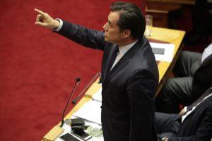 Άδωνις Γεωργιάδης: Η αξιολόγηση πρέπει να κλείσει σε κάθε περίπτωση