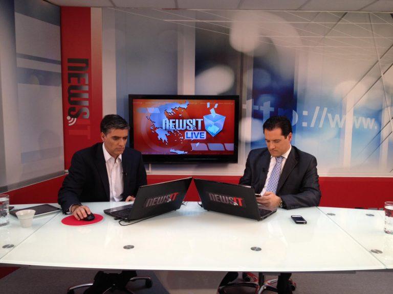 Αδ.Γεωργιάδης:O Καμμένος είναι κωμικός – Είναι το «ΛΕΦΤΑ ΥΠΑΡΧΟΥΝ» του 2012 | Newsit.gr
