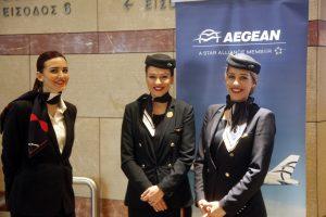 Κανονικά οι πτήσεις Aegean – Olympic Air μετά την αναστολή της απεργίας