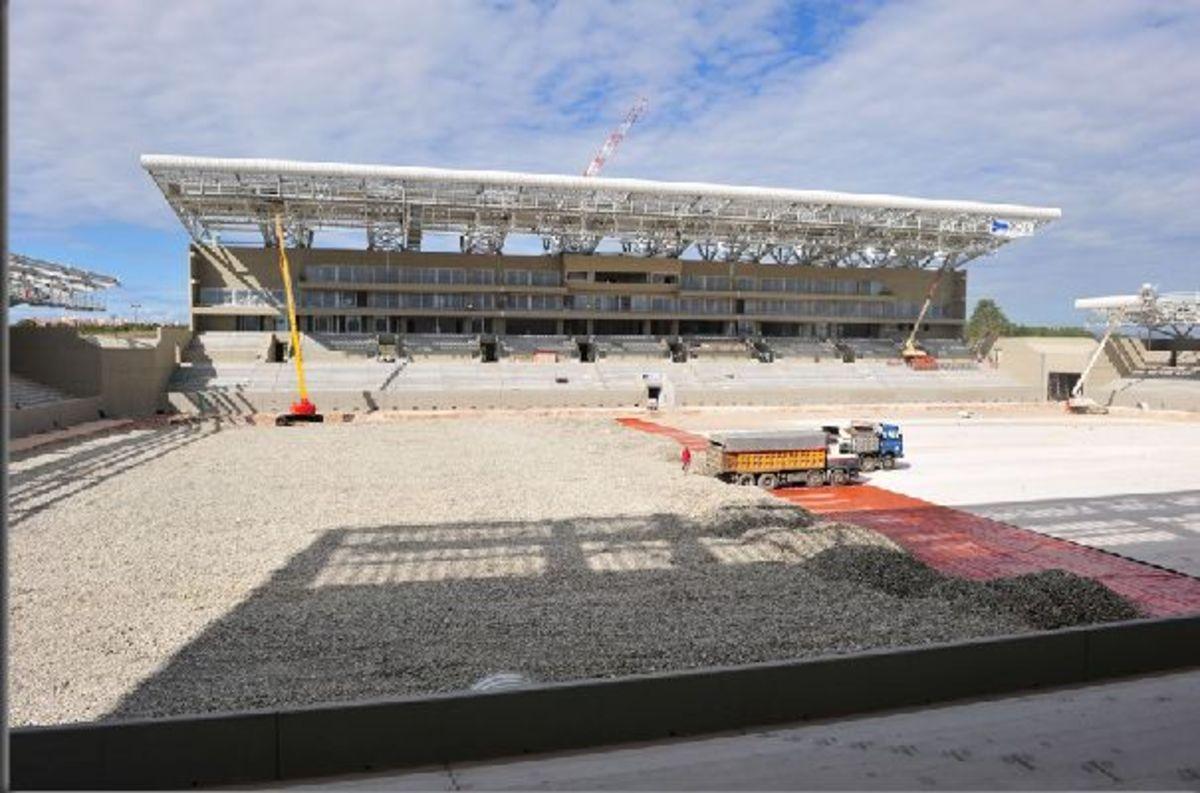 Ο κόσμος θα… βαφτίσει το γήπεδο της Λάρισας | Newsit.gr