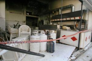 Δυο τραυματίες από έκρηξη σε εταιρεία υγραερίου στον Ασπρόπυργο