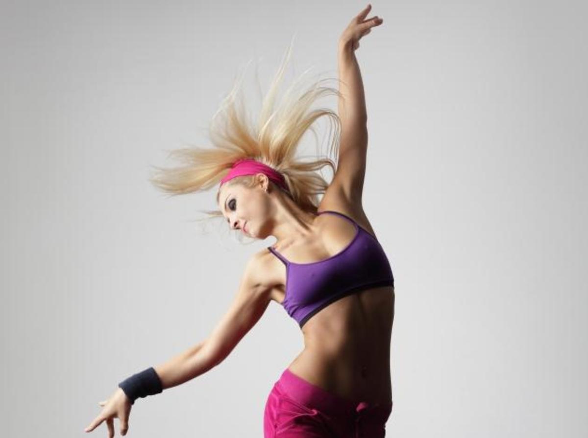 Aerobics! Γιατί το τέλειο σώμα έρχεται με ξεσηκωτική μουσική… | Newsit.gr