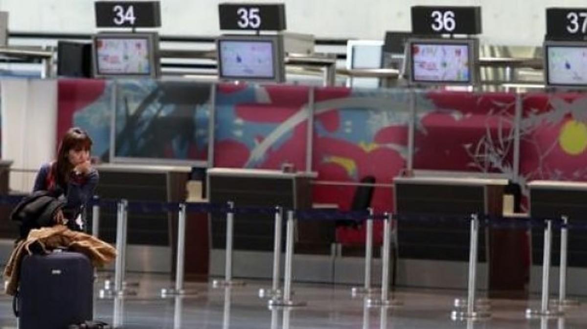 Κύπρος: Αποδίδει το «καραούλι» της Αστυνομίας στα αεροδρόμια | Newsit.gr