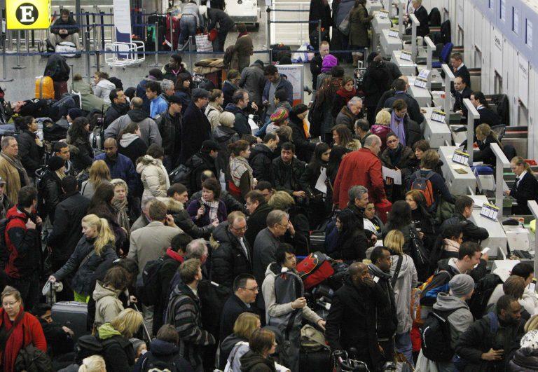 Ο έρωτας σήμανε συναγερμό σε αεροδρόμιο | Newsit.gr