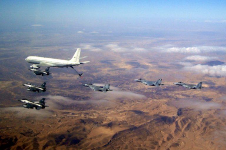 Ελληνικά F-16 με Ισραηλινά F-15, μαζί στον αέρα – Φωτογραφίες | Newsit.gr