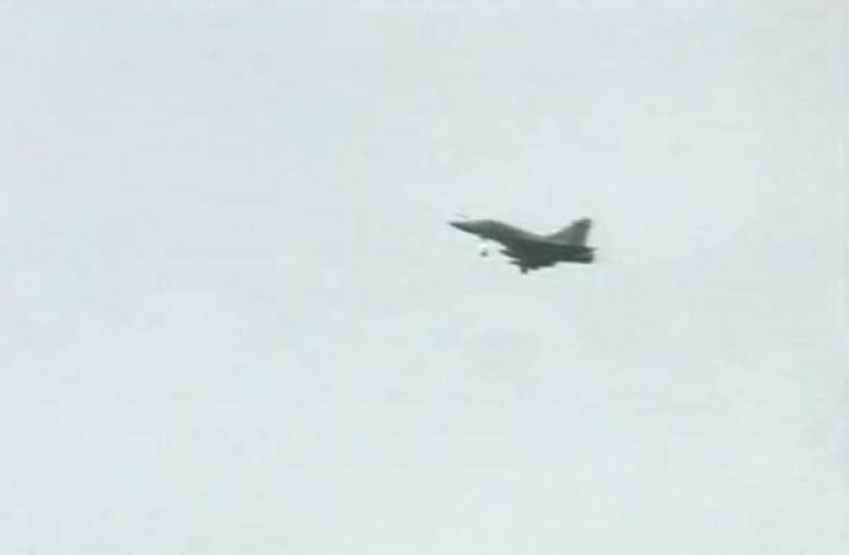 Βοιωτία: «Έριξαν» αεροπλάνο για… άσκηση | Newsit.gr