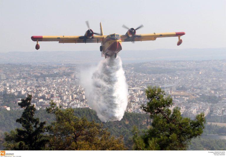 Φωτιά στη Νεάπολη Θεσσαλονίκης   Newsit.gr