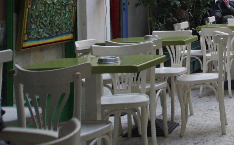 Ηράκλειο: Πήγαν για ψήφους σε καφενείο και… τα άκουσαν για τα καλά! | Newsit.gr