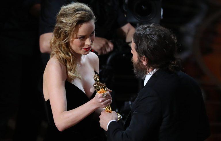 Οσκαρ 2017: Η Brie Larson δεν χειροκρότησε τον Affleck! | Newsit.gr