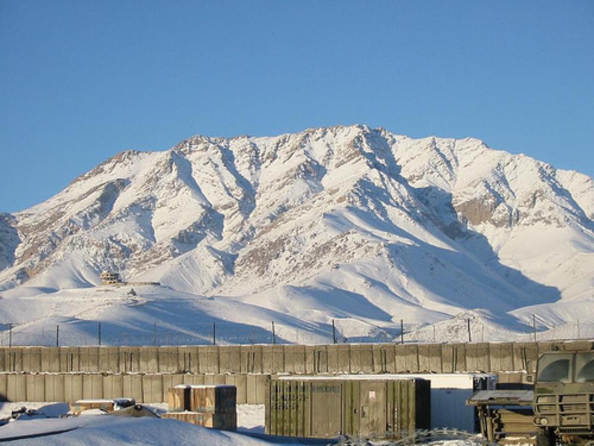 Χιονοστιβάδα με 35 νεκρούς στο Αφγανιστάν   Newsit.gr