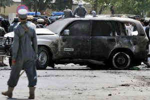 Καμπούλ: Ανταλλαγή πυρών μετά από έκρηξη αυτοκινήτου – 105 τραυματίες