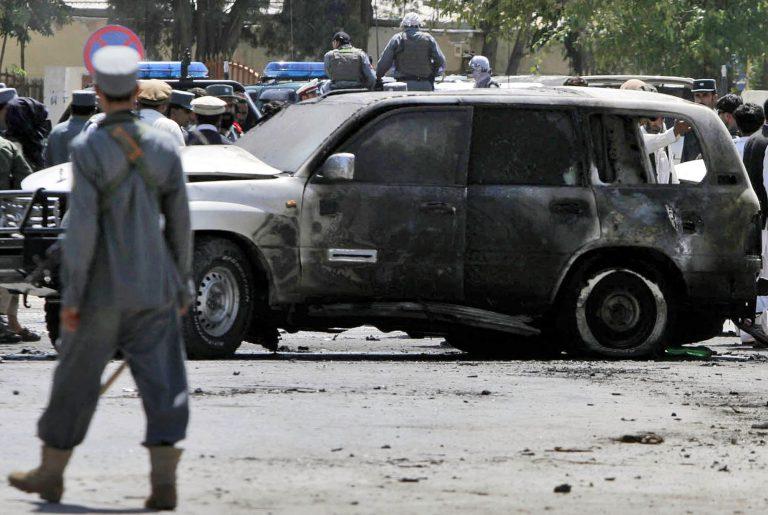 Καμικάζι σκόρπισε το θάνατο στο Αφγανιστάν   Newsit.gr