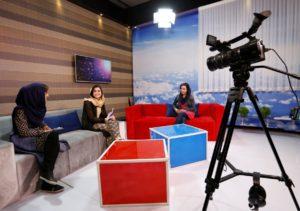 Αφγανιστάν: Γράφεται ιστορία! Ο πρώτος αυστηρά γυναικείος τηλεοπτικός σταθμός [pics]