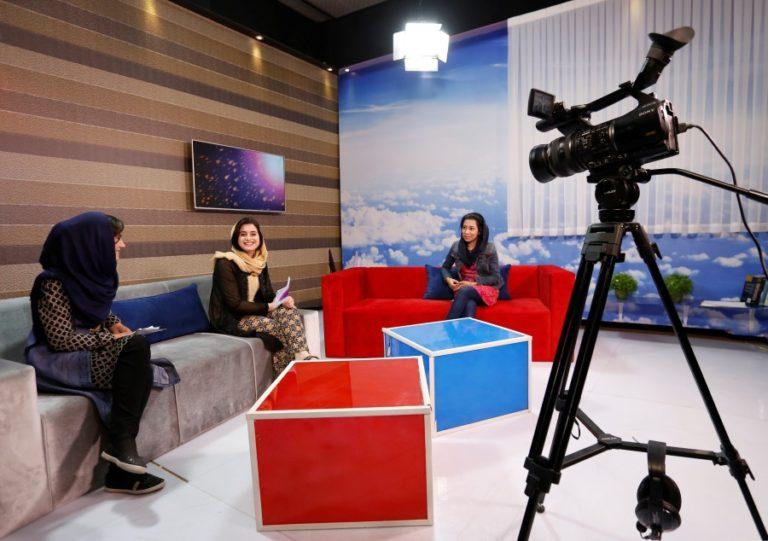 Αφγανιστάν: Γράφεται ιστορία! Ο πρώτος αυστηρά γυναικείος τηλεοπτικός σταθμός [pics] | Newsit.gr