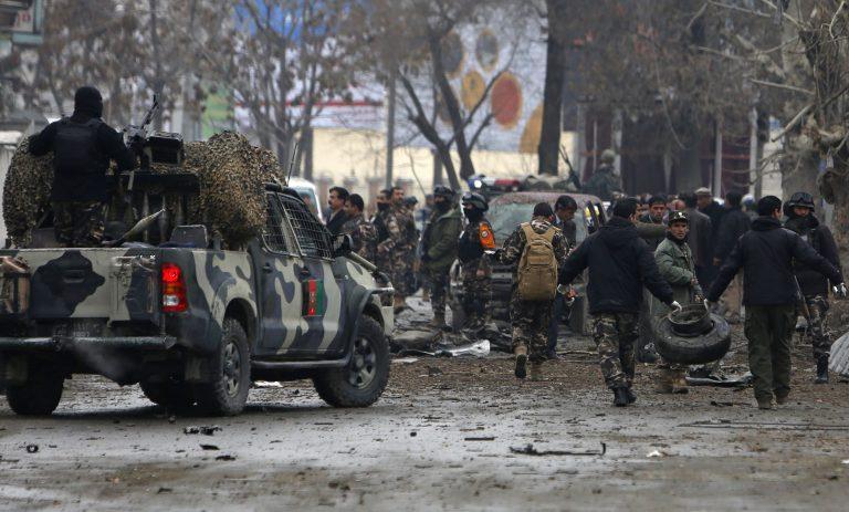 Αφγανιστάν : Οι ταλιμπάν ανέλαβαν την ευθύνη για την επίθεση στην Καμπούλ   Newsit.gr