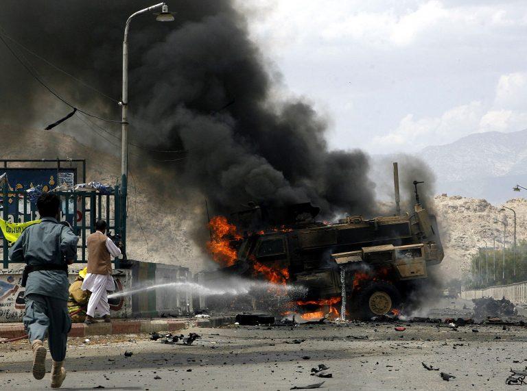 Πέντε στρατιώτες σκοτώθηκαν στο Αφγανιστάν | Newsit.gr