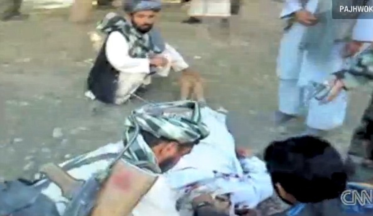 Δημόσια εκτέλεση στο Αφγανιστάν – Συγκλονιστικό video και φωτογραφίες | Newsit.gr