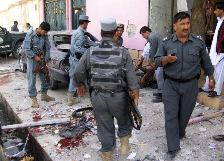 Αφγανιστάν: 7 νεκροί απο έκρηξη βόμβας | Newsit.gr