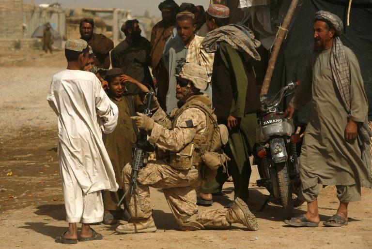 Πέντε νεκροί στο Αφγανιστάν   Newsit.gr