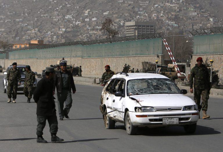 Καμπούλ: Επίθεση αυτοκτονίας στη διάρκεια επίσκεψης του υπουργού Αμυνας των ΗΠΑ   Newsit.gr