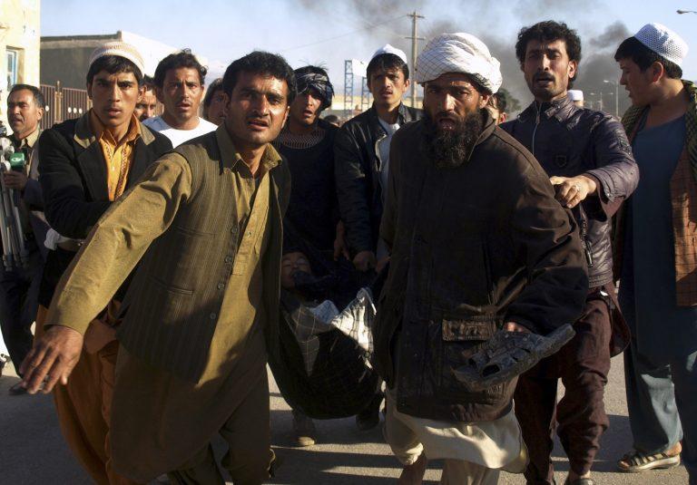 Παραμένει στο Αφγανιστάν ο ΟΗΕ   Newsit.gr