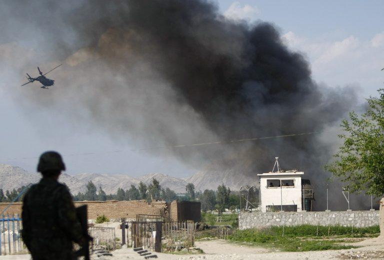 Μπαράζ επιθέσεων στο Αφγανιστάν – Άμαχοι ανάμεσα στα θύματα   Newsit.gr