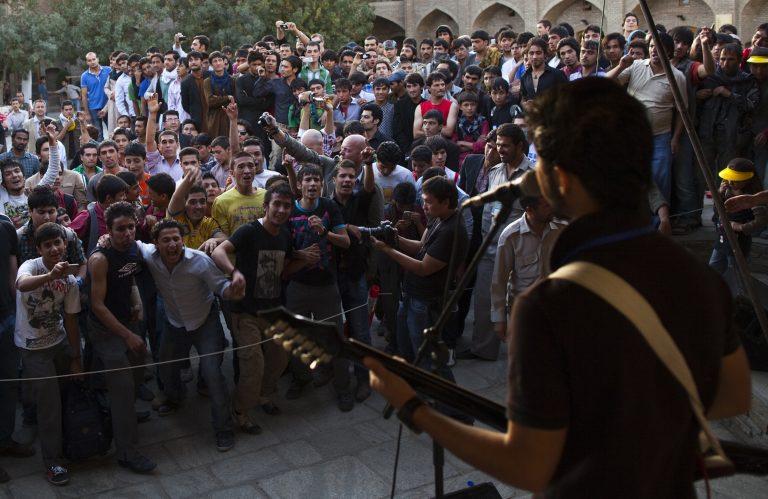 Το πρώτο ροκ φεστιβάλ μετά απο 30 χρόνια στην Καμπούλ | Newsit.gr
