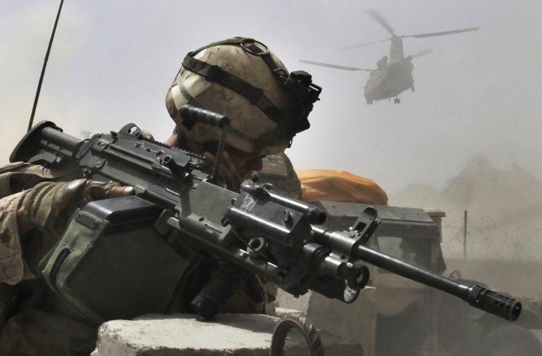 Δύο στρατιώτες του ΝΑΤΟ σκοτώθηκαν στο Αφγανιστάν | Newsit.gr